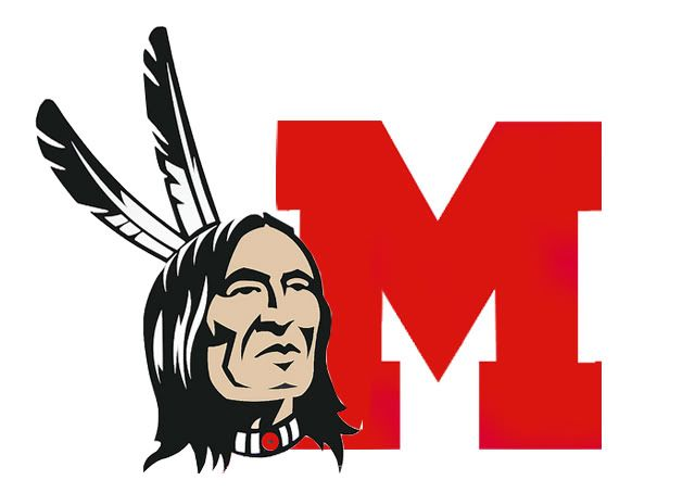 miami university redskins name change   Here's what I just made in photoshop, using the modern Indian head ...
