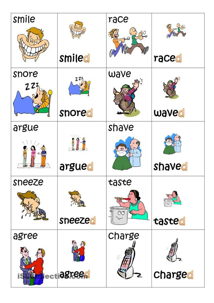 217 Best The Past Simple Images On Pinterest  English -2014