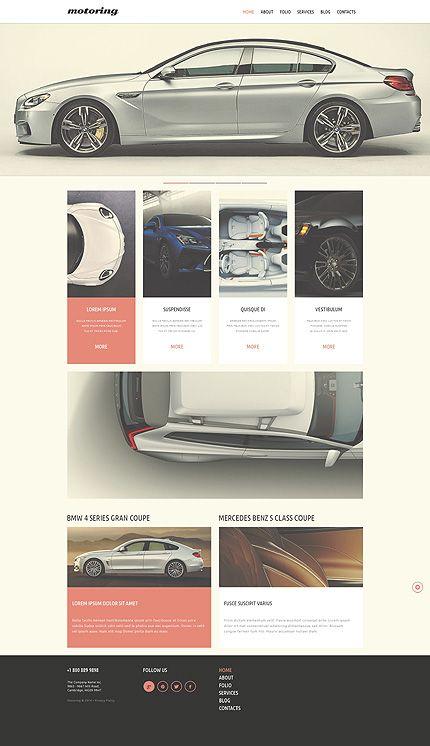 Шаблон TM50717 Тип: Шаблоны сайтов $69