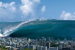 Tsunami Teahupoo in Waikiki. Photo: Sean Davey | World ...
