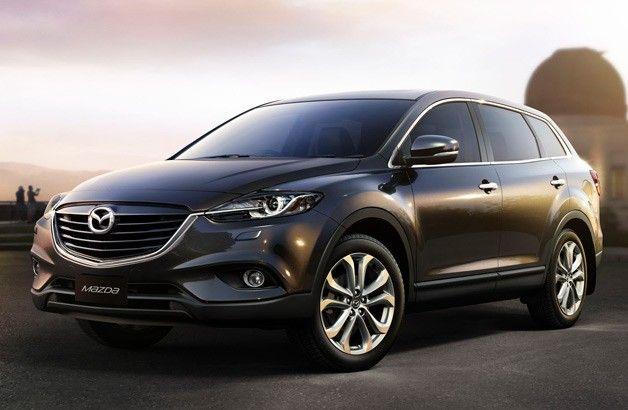 2013 Mazda CX-9 gets a facelift