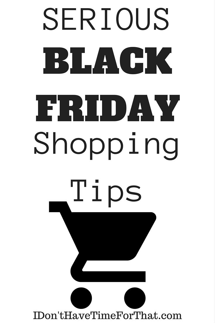 Can you black friday shop online