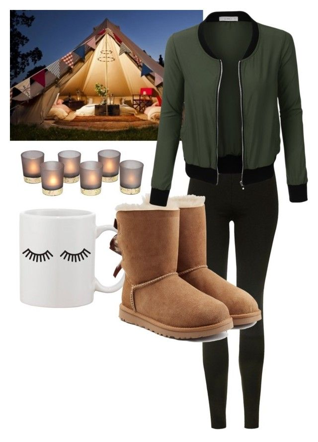 """""""#Glamping"""" by love-eve13 on Polyvore featuring interior, interiors, interior design, home, home decor, interior decorating, Topshop, UGG Australia, LE3NO and glamping"""