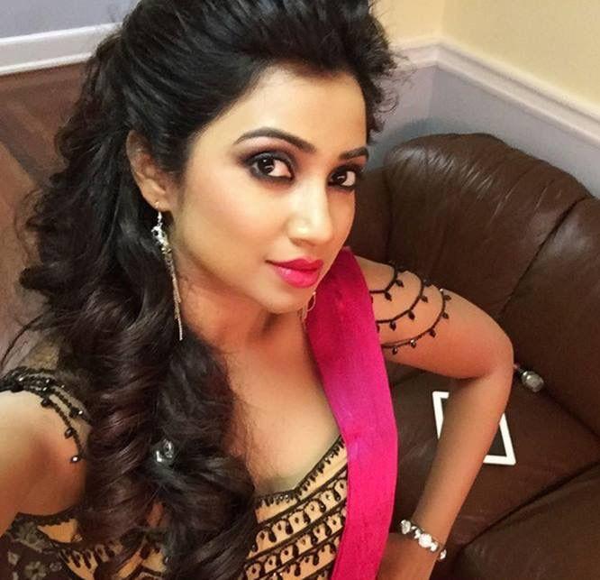 Beautiful Indian Singer Shreya Ghoshal Unseen Latest Photo