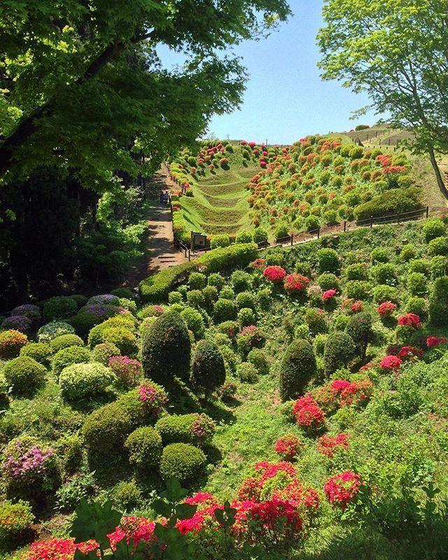 Yamanaka Castle, Mshima, Shizuoka, Japan @toghide