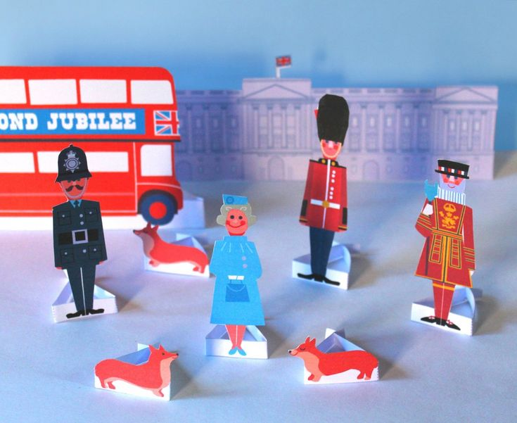 London printables by Happythought