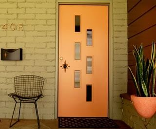 shut the front door & 38 best 1950 doors images on Pinterest | Home ideas Homes and Wall ...
