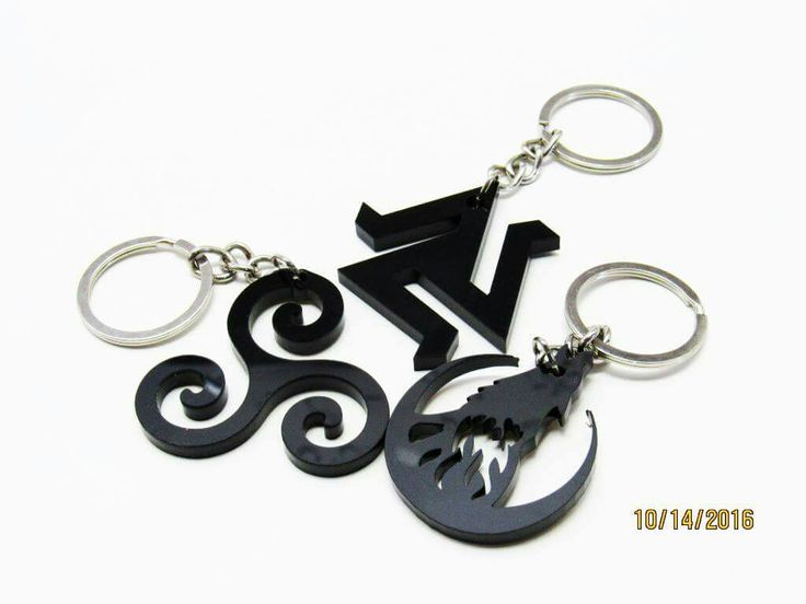 Another category of customize Key chains in Acrylic material.