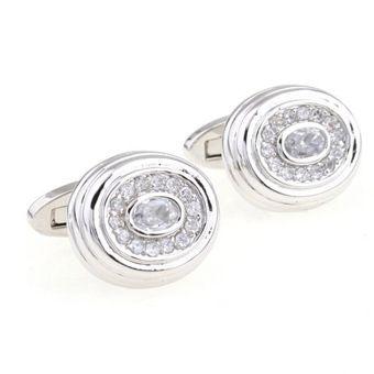 Deks Bros White Crystal Silk Kol Düğmesi-Taşlı Kol Düğmeleri-DEKS BROS-DEKS BROS WHITE CRYSTAL SILK KOL DÜĞMESİ-Taşlı Kol Düğmeleri-DEKS BROS-Kol Düğmesi, Kravat, Gömlek, hediye ve tüm aksesuar çeşitleri