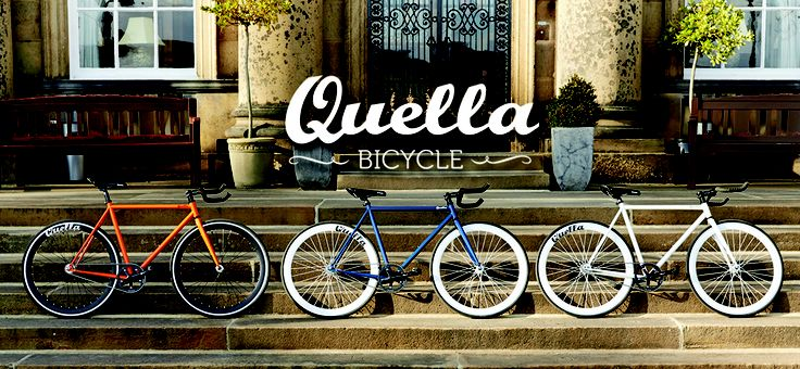 Quella is based in Cambridge and London, manufacturer inspired by vintage. Quella combines the authenticity of classic bicycle design with modern features creating a comfortable and stylish ride with unrivalled performance in the city.