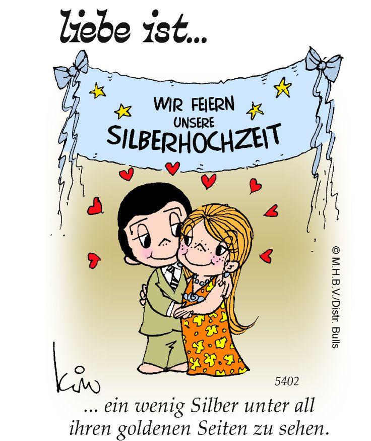 """""""Liebe ist…: Die legendären Cartoons jetzt auch bei in"""
