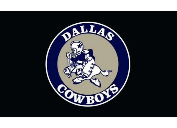 3x5ft nwe design Dallas Cowboys logo flags 90x150cm polyester digital print banner with 2 Metal Grommets