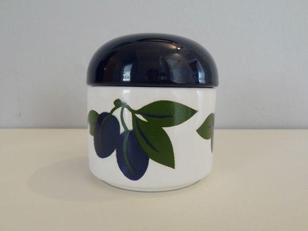 Vintage Küche & Geschirr - ♥ Marmeladentopf ♥ - 6,--