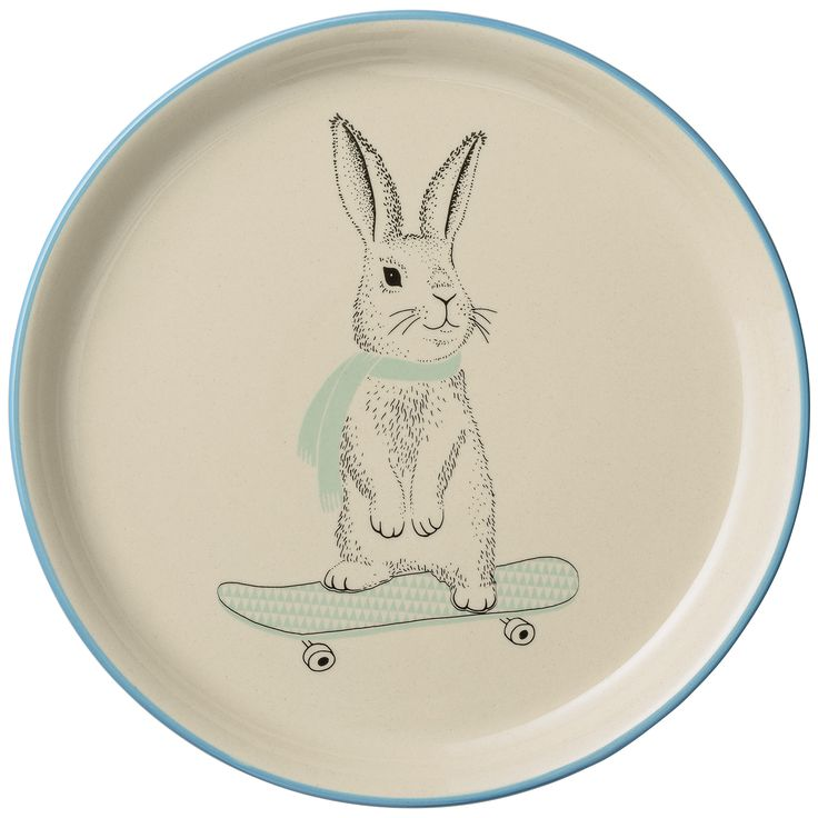 Marius plate - Bloomingville Mini