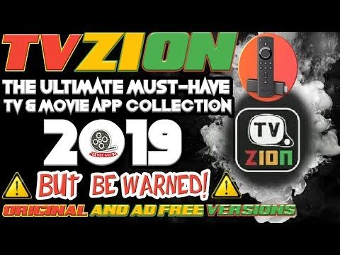 🔥Fire TV & Firestick🔥TVZion Latest Ad Free 3 4 1 With
