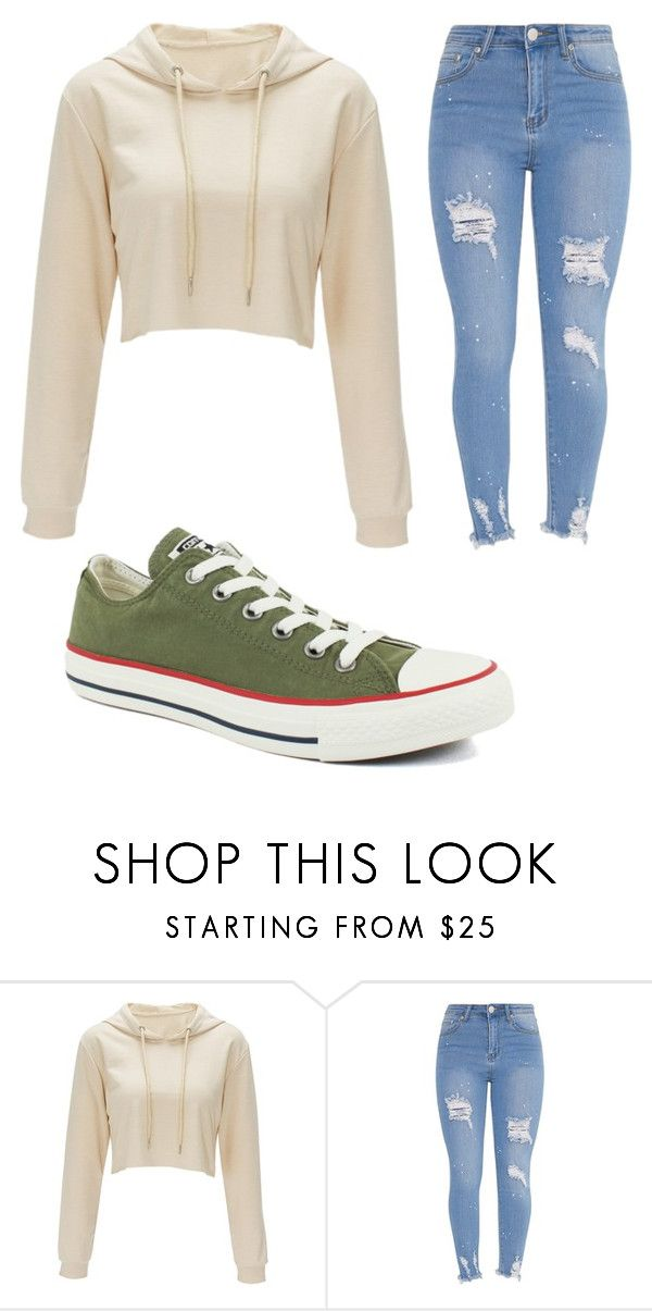 """""""Untitled #899"""" by alanawedge59 on Polyvore featuring Converse"""