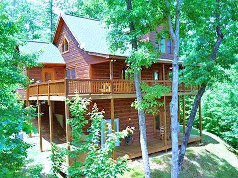 Blue Ridge Cabin Rental