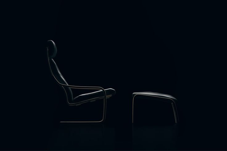 Concept of POÄNG chair!  Toys: 3DS Max, Maxwell Render, Photoshop