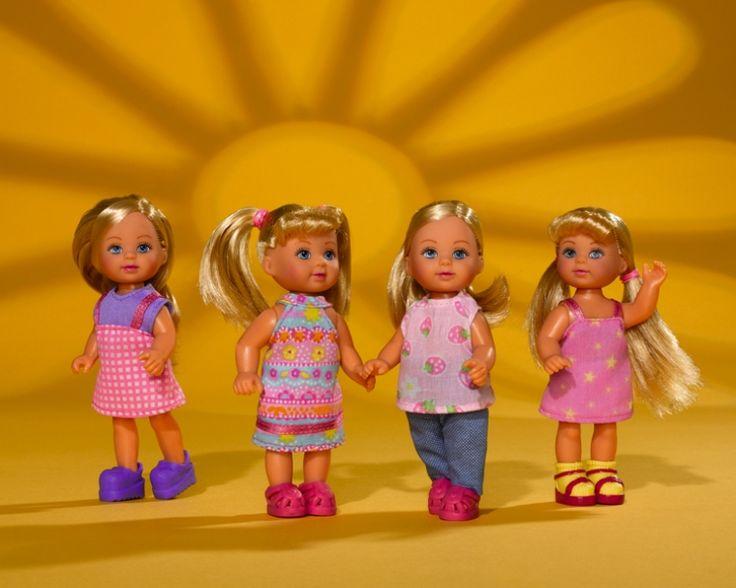 SIMBA DICKIE GROUP :: Еви в летней одежде