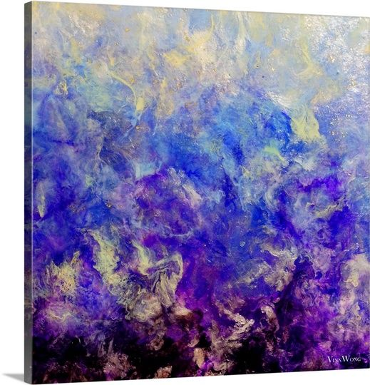 93 best Purple & Lilac Art images on Pinterest | Framed ...