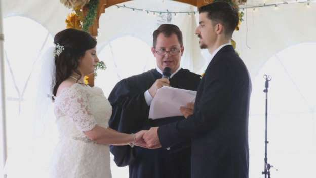 Former Heroin Addict Asks Judge to Officiate Her Wedding During Final Court Appearance