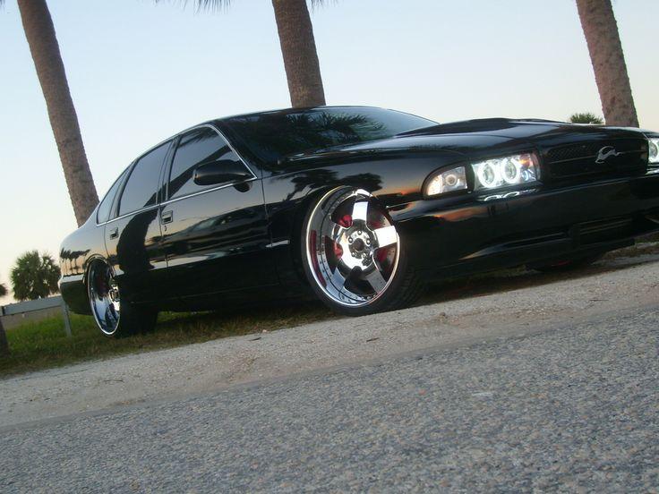 96' Impala SS- #windscreen #windscreens #winddeflector http://www.windblox.com/