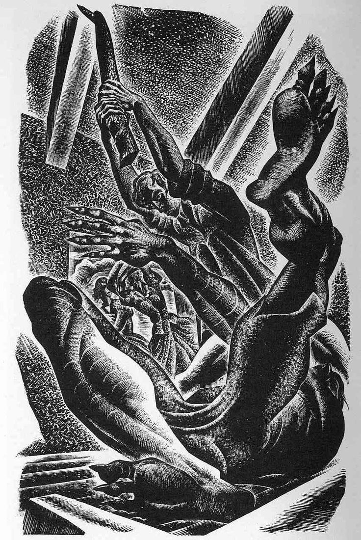 Lynd Ward American Frankenstein By Mary Shelley Publisher Harrison Smith And Robert Haas New York