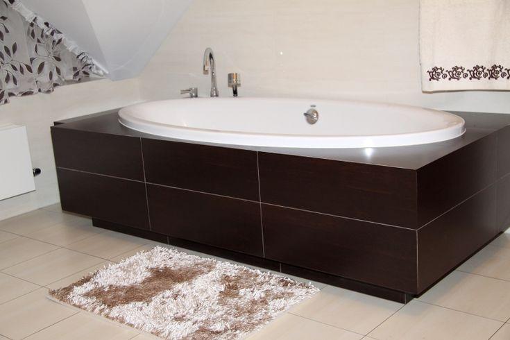 Béžové kúpeľňové predložky s dlhým vlasom