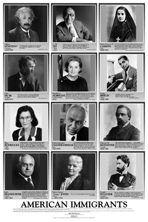 25+ best ideas about Famous immigrants on Pinterest | Give me your ...