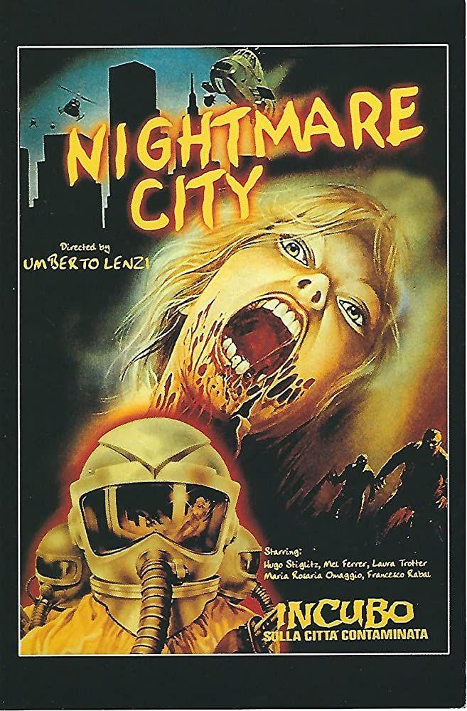 Incubo sulla città contaminata (1980) in 2020 1980s