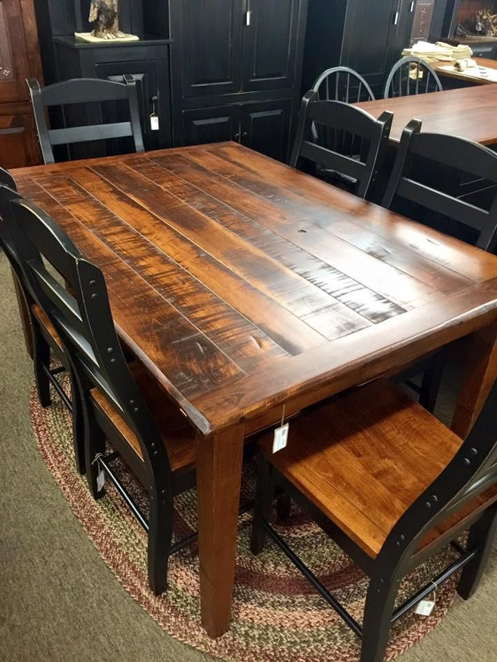 Timberlake Dining Table Earl Mitchell Dining Table Table