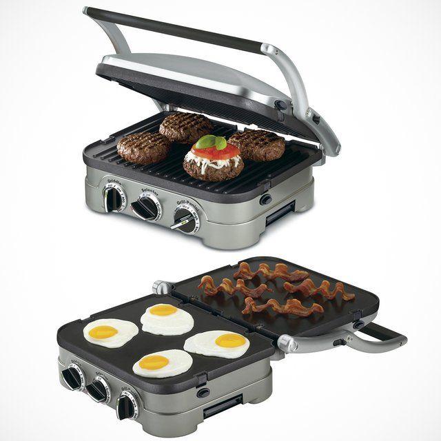 Cuisinart 5 In 1 Griddler Oven Burner Stove Oven Large