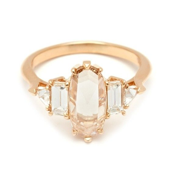 Anna Sheffield engagement ring