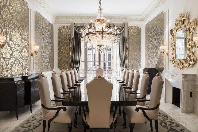 Private residence Paris 1