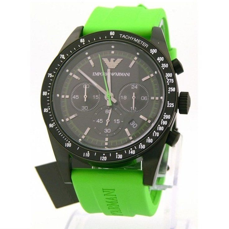 31 best watches images on pinterest relojes deportivos para emporio armani sport chronograph watch ar6115 2 years warranty ebay gumiabroncs Image collections