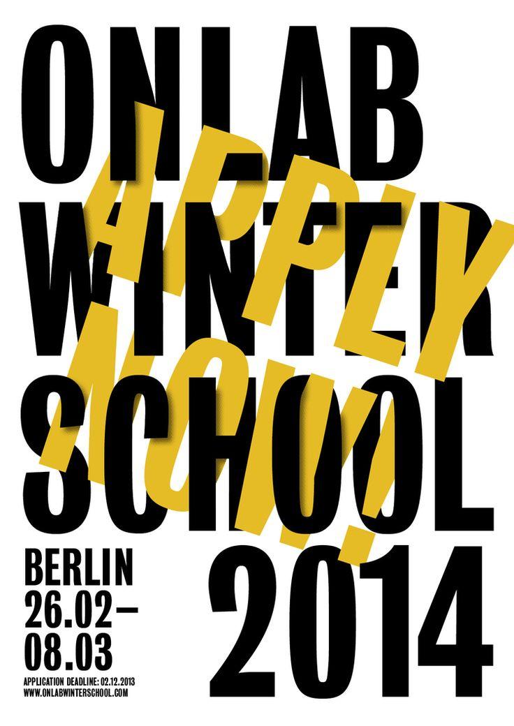 Onlab, winter school, 2014