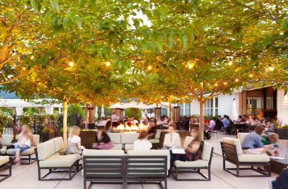Where: Napa ValleyWith an award-winning restaurant, separate pools for adults and children, and comp... - Solage Calistoga