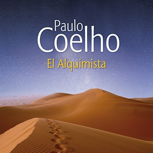 """Another must-listen from my #AudibleApp: """"El Alquimista [The Alchemist]"""" by Paulo Coelho, narrated by Tomas Leighton."""