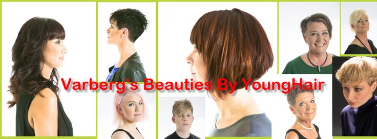 Cover page on https://www.facebook.com/pages/Young-Hair-AB/163514497001906