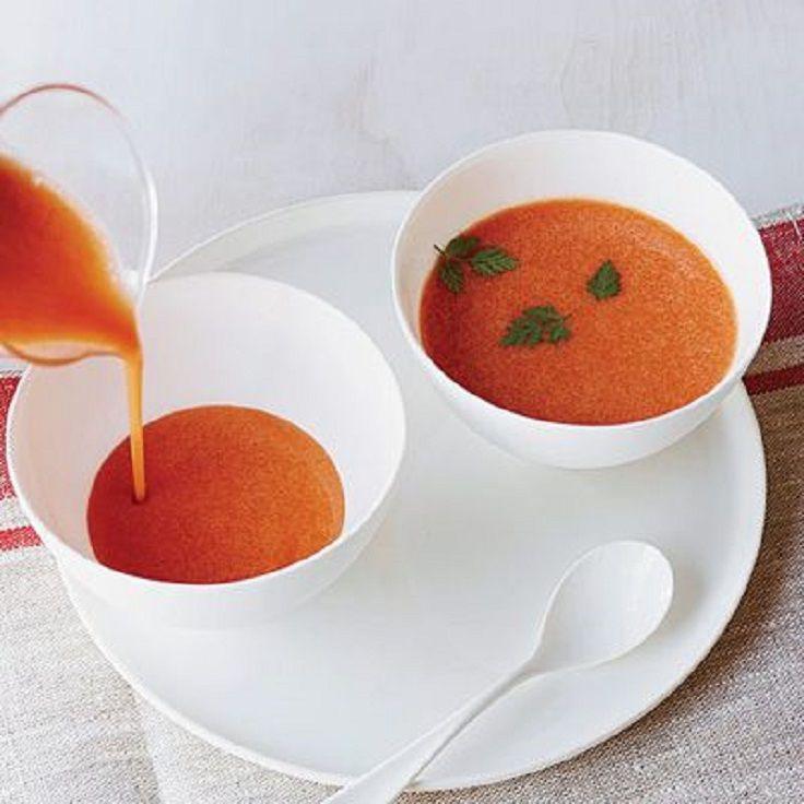 Cold Watermelon Soup | Favorite Recipes | Pinterest