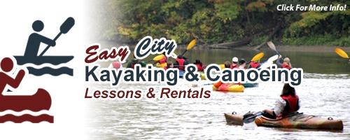 Intro to Kayaking & Canoeing Image