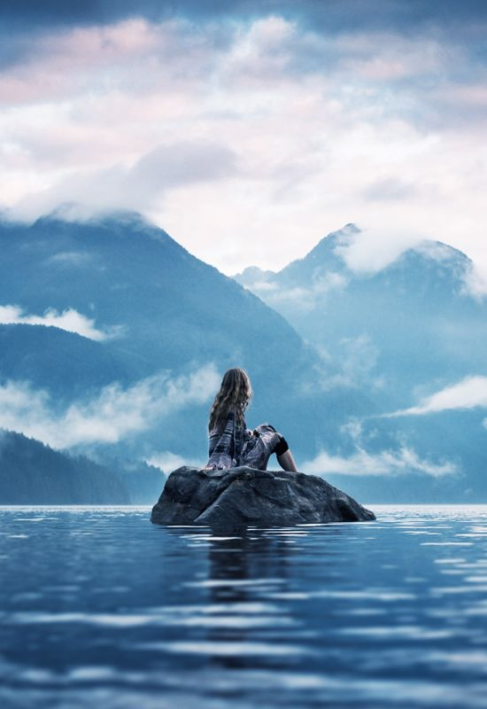 johnnybravo20:  Silent Moment (by Lizzy Gadd)