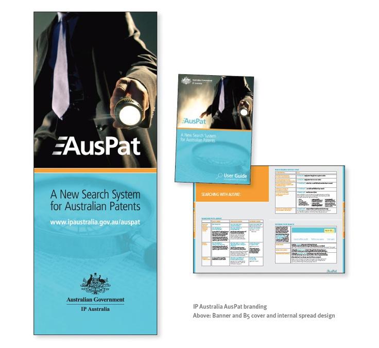 IP Australia AusPat Branding