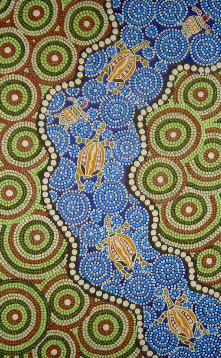 Kunst Der Aborigines
