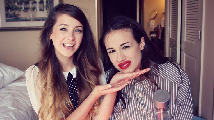 7 Second Challenge With Miranda Sings   Zoella- So inlove with Miranda Sings Bahaha!