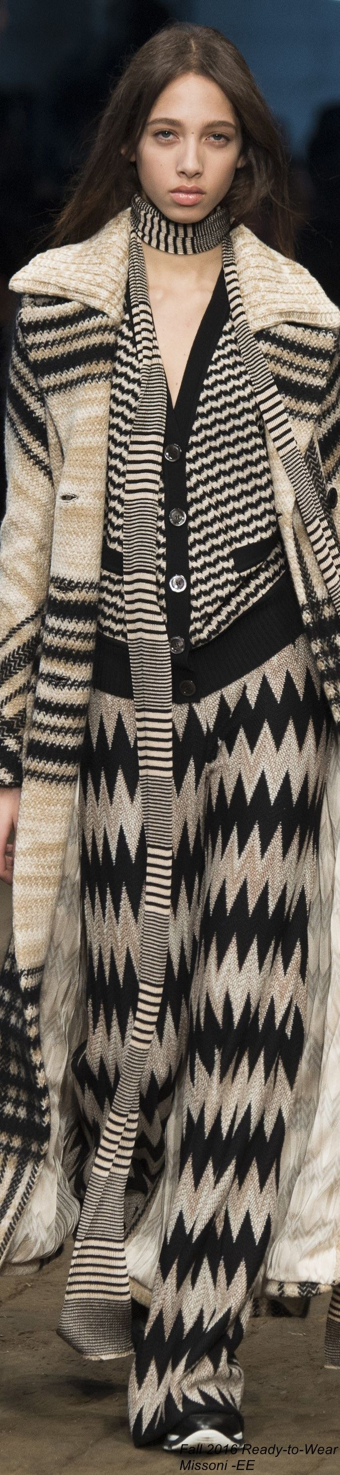 Fall 2016 Ready-to-Wear Missoni
