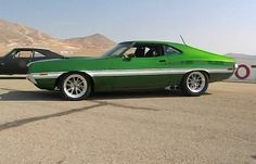 Fenix Rise's 1972 Ford Gran Torina from Fast and Furious 4