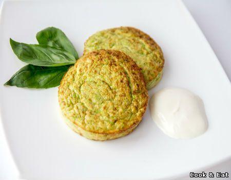 Рецепт Суфле из кабачков (Фото-Рецепт) - Вегетарианские блюда - Cook and Eat