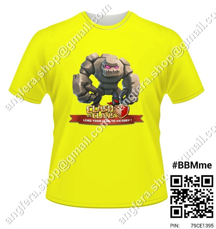 Clash of Clans T-Shirt