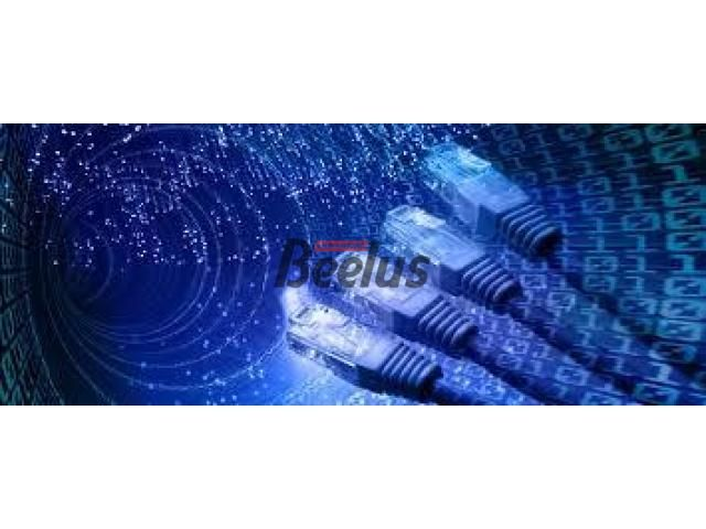 Office Network cabling campanies technician repair setup installation in dubai